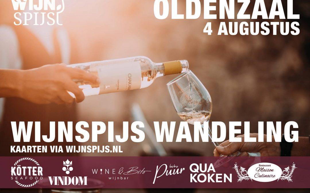WijnSpijs Wandeling